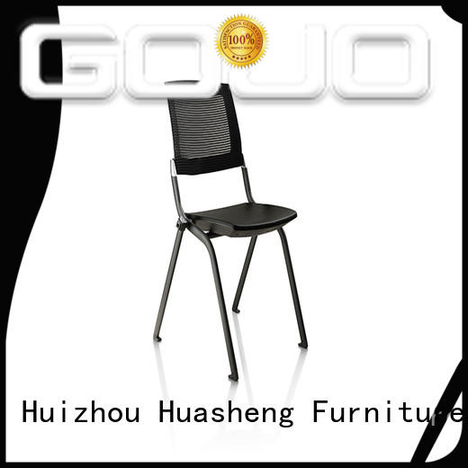 GOJO stackable stacking conference chairs for ceo office