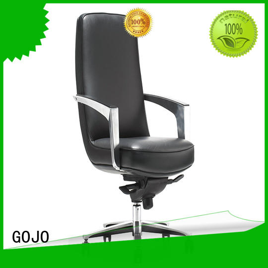 GOJO conference best high back executive office chair Supply for boardroom