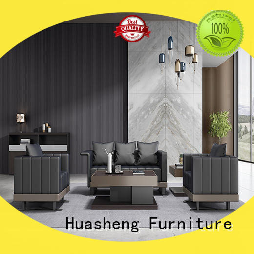 GOJO wina reception desk furniture sofa for reception area