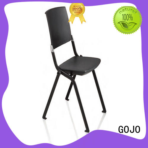 GOJO training leather desk chair manufacturer for training area