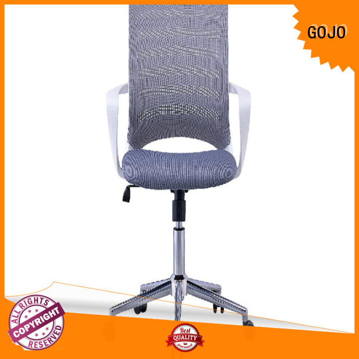GOJO genuine luxury executive office chairs with lumbar support for boardroom