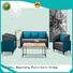 steel lounge furniture set wood for guest room GOJO