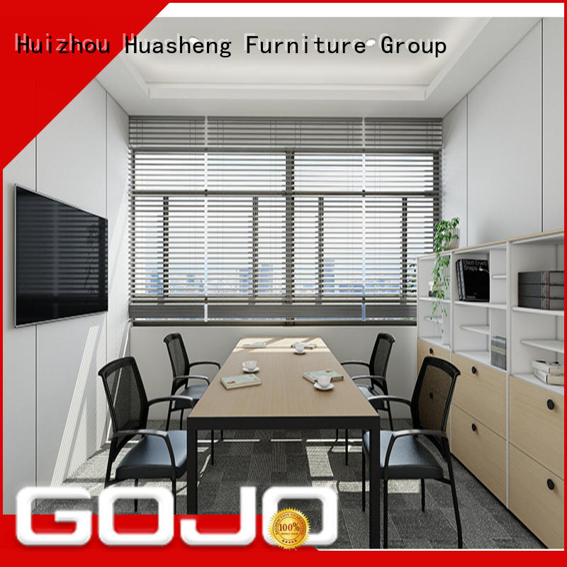 trend office furniture sets supplier for reception area
