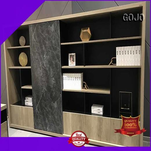 GOJO Top bookcase cabinet Supply for executive office