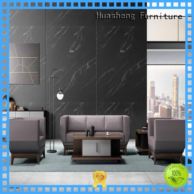 Top reception area sofa company for reception area