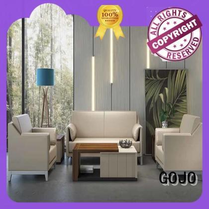 binz reception area desk furniture manufacturer for reception area GOJO