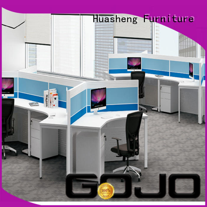 GOJO luno office staff table supplier for office